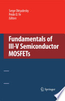 Fundamentals of III V Semiconductor MOSFETs
