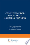 Computer-Aided Mechanical Assembly Planning