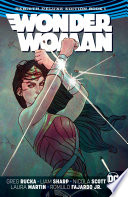 Wonder Woman  The Rebirth Deluxe Edition Book 1