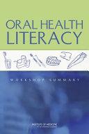 Oral Health Literacy: