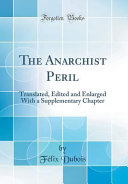 The Anarchist Peril