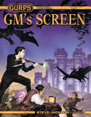 GURPS GM s Screen