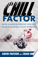 Chill Factor : any professional sports franchise. it's...