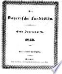 Bayerische Landbötin