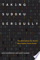 Taking Sudoku Seriously : wide variety of puzzles and brainteasers,...