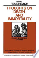 Thoughts on Death and Immortality