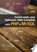 Construindo Uma Aplica O Web Completa Com Php E Mysql