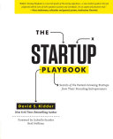 download ebook the startup playbook pdf epub