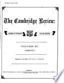 The Cambridge Review