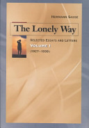 The Lonely Way  1927 1939