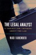 download ebook the legal analyst pdf epub