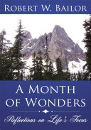 download ebook a month of wonders pdf epub