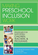 Making Preschool Inclusion Work