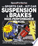 The Sportscar   Kitcar Suspension   Brakes High Performance Manual