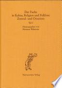 Der Fuchs in Kultur, Religion und Folklore Zentral- und Ostasiens