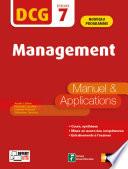 Management Dcg Epreuve 7 Manuel Et Applications Epub 3 Rf 2020