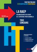 Trajectoire   La RAEP   Reconnaissance des acquis de l experience professionnelle   Tous concours