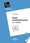 Droit Constitutionnel 3e Ed
