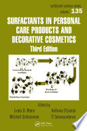 Surfactants in Personal Care Products and Decorative Cosmetics  Third Edition