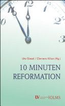 10 Minuten Reformation
