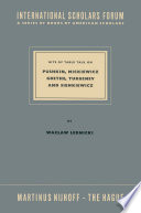Bits of Table Talk on Pushkin  Mickiewicz Goethe  Turgenev and Sienkiewicz