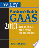 Wiley Practitioner s Guide to GAAS 2013