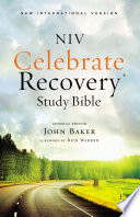 NIV  Celebrate Recovery Study Bible  eBook
