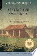 Praying For Sheetrock book