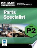 ASE Test Preparation   P2 Parts Specialist