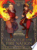 Avatar  The Last Airbender  Legacy of The Fire Nation Book PDF