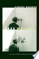 Dark Matters Book PDF