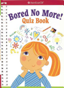 Bored No More  Quiz Book