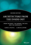 Book Architecture from the Inside Out