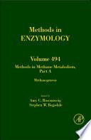 Methods In Methane Metabolism Part A book