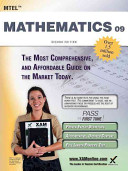 Mtel Mathematics 09 Teacher Certification Study Guide Test Prep