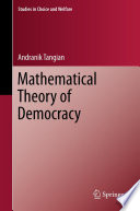 Mathematical Theory of Democracy