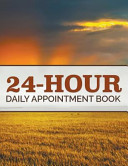 24 Hour Daily Appointment Book