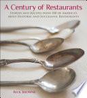 A Century of Restaurants
