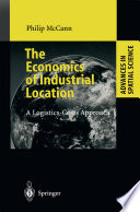 The Economics of Industrial Location