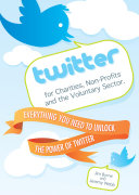 Twitter for charities, non profits and the voluntary sector.