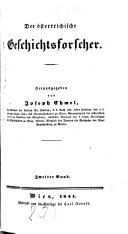 Der österreichische Geschichtsforscher
