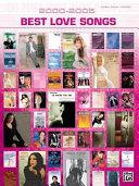 2000 2005 Best Love Songs