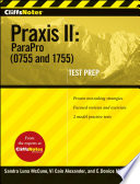 CliffsNotes Praxis II  ParaPro  0755 and 1755