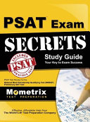 PSAT Exam Secrets Study Guide  PSAT Test Review for the National Merit Scholarship Qualifying Test  NMSQT  Preliminary SAT Test