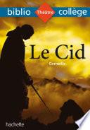 Bibliocoll Ge Le Cid Corneille