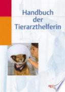 Handbuch der Tierarzthelferin
