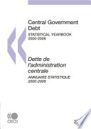 Central Government Debt: Statistical Yearbook 2010