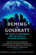 Deming and Goldratt