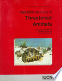 1996 IUCN Red List of Threatened Animals by