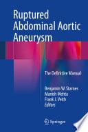 Ruptured Abdominal Aortic Aneurysm
